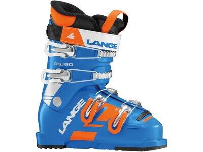 """LANGE Kinder Skischuhe """"RSJ 60"""" Blau"""