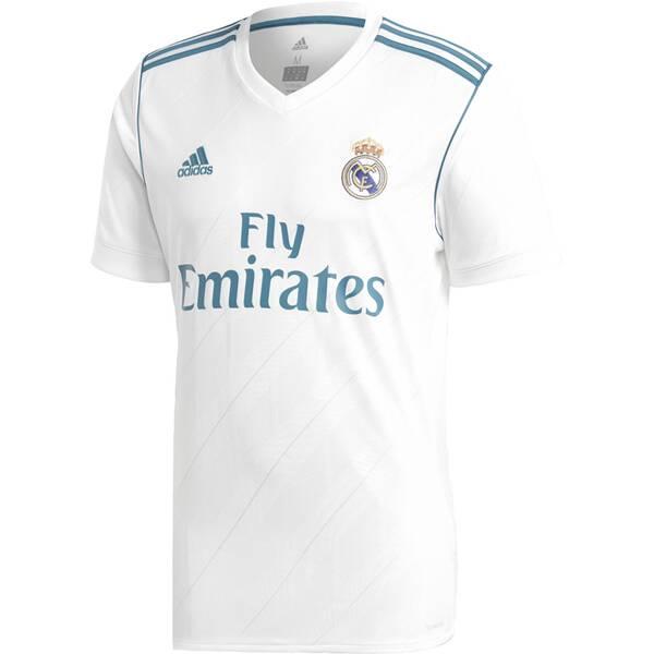 ADIDAS Herren Real Madrid Heimtrikot