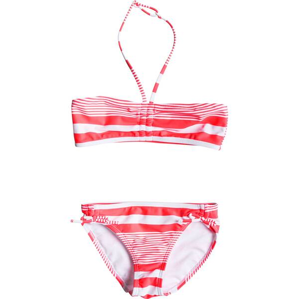 ROXY Kinder Bandeau-Bikini Set Dotsy Roxy Druck