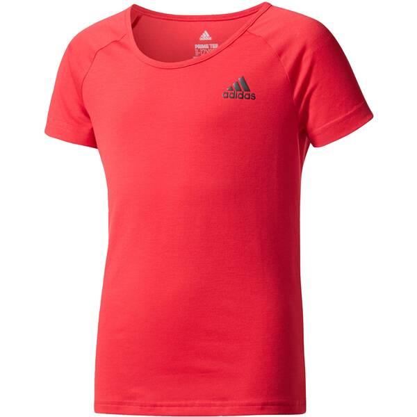 ADIDAS Girls Trainingsshirt / T-Shirt Prime Tee
