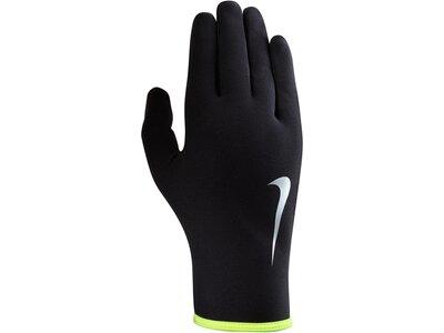 NIKE Herren Laufhandschuhe Lightweight Rival Run Gloves 2.0 Schwarz