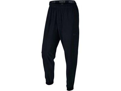 NIKE Herren Trainingshose Nike Flex Training Pants Schwarz