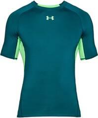 UNDERARMOUR Herren Funktionsunterhemd / Kompressionsshirt HeatGear Kurzarm