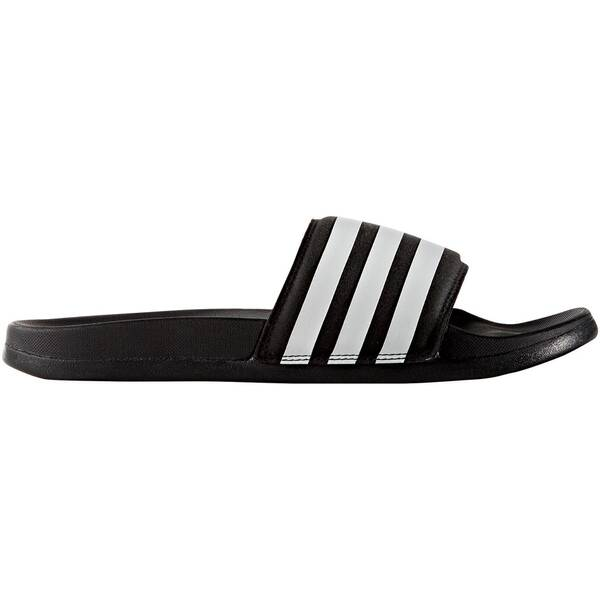 ADIDAS Damen Badeschuhe Adilette Cloudfoam Ultra Stripes Slipper