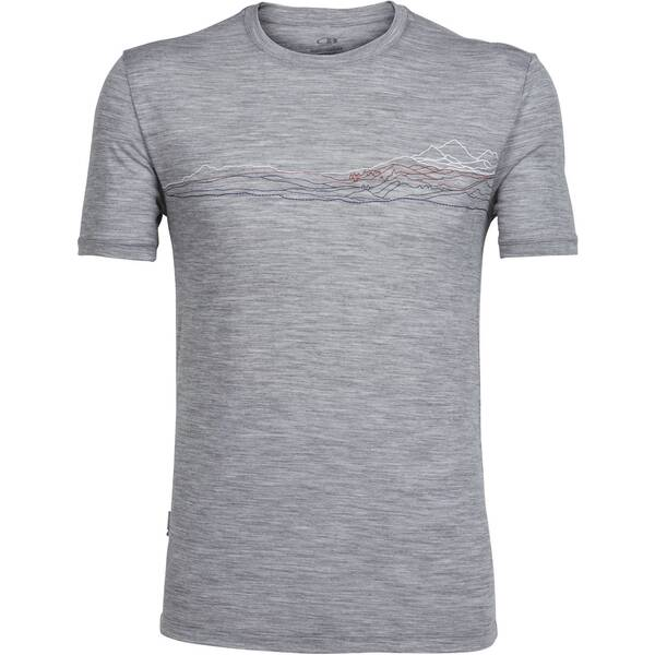 ICEBREAKER Herren T-Shirt Tech Lite Short Sleeve Crewe