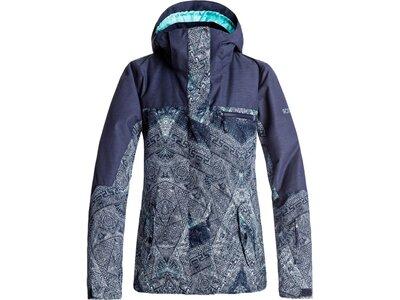 ROXY Damen Ski-/ Snowboardjacke Jetty Blau