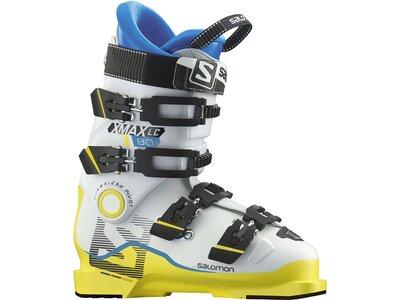 SALOMON Kinder / Jugend Skischuhe X Max LC 80 White Junior 14/15 Gelb