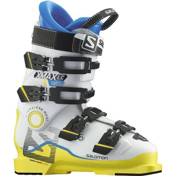 SALOMON Kinder / Jugend Skischuhe X Max LC 80 White Junior 14/15