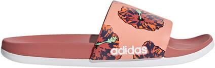 Essentials Damen Adilette Cloudfoam Plus Graphic Slipper