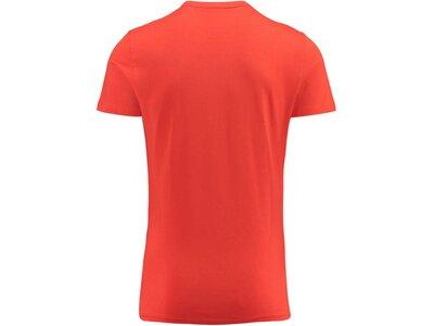 MAMMUT Herren T-Shirt Sloper T-Shirt Orange