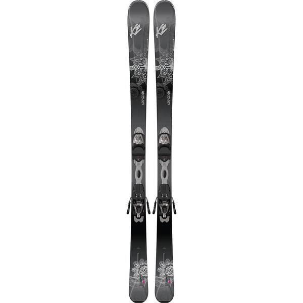 K2 Damen Skier Luv Glam inkl. Bindung ERP 10 Qui-Clic