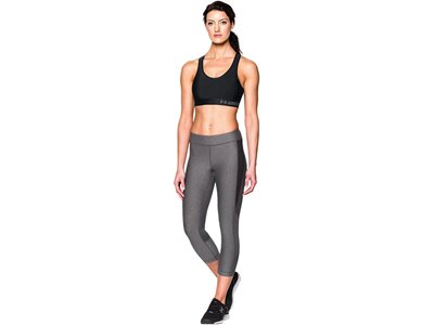 UNDER ARMOUR Damen Sport BH Grau