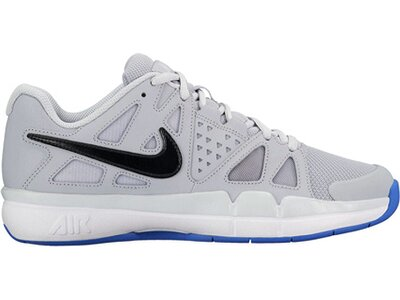 NIKE AIR Damen Tennisschuhe Vapor Advantage Cpt Silber
