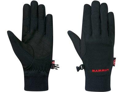 MAMMUT Herren Handschuhe Astro Glove Schwarz