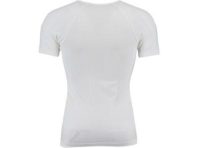 ODLO Herren Unterhemd SHIRT S/S EVOLUTION LIGHT Weiß