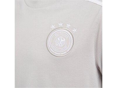 ADIDAS Kinder Fußballshirt Grau