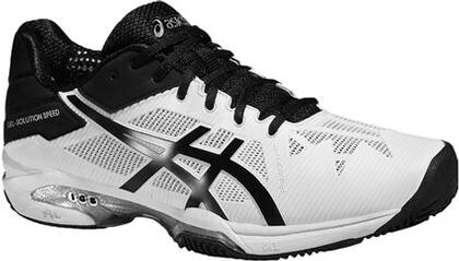 ASICS Herren Tennisschuhe Sandplatz Gel-Solution Speed 3 Clay