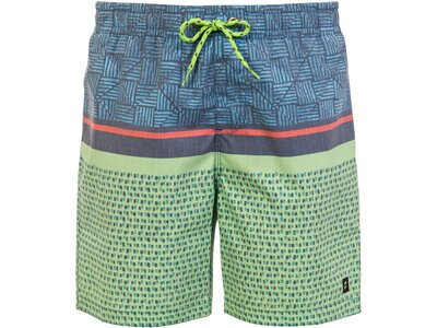 PROTEST Jungen Badeshorts Scary Blau