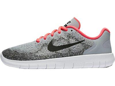 """NIKE Mädchen Laufschuhe """"Girls' Nike Free RN 2017 (GS) Running Shoe"""" Silber"""