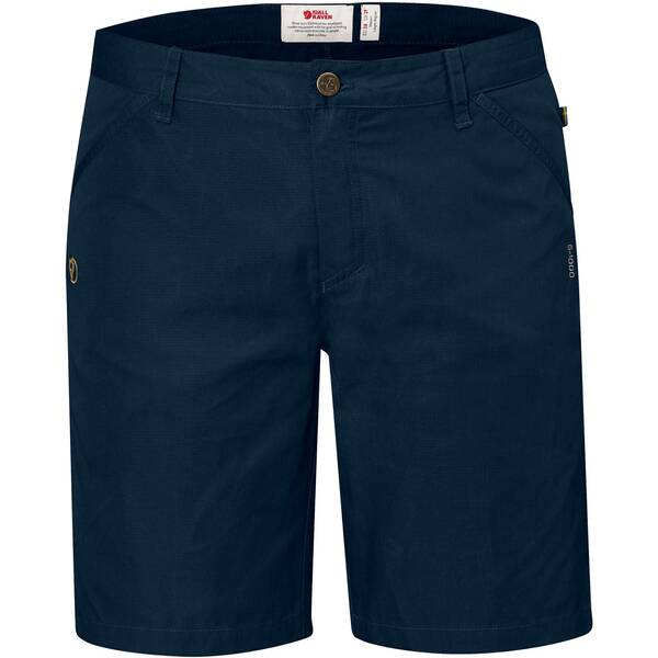 FJÄLLRÄVEN Damen Shorts High Coast Shorts