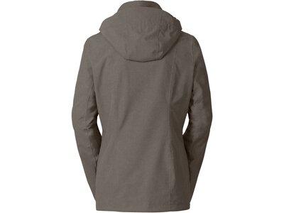 VAUDE Damen Doppeljacke Women's Pocatella 3in1 Jacket Grau