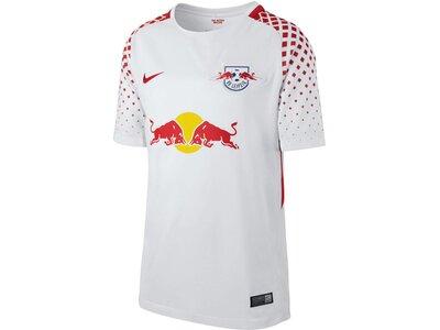 NIKE Kinder Fußballtrikot Red Bull Leipzig Stadium Home/Away Saison 2017/18 Weiß