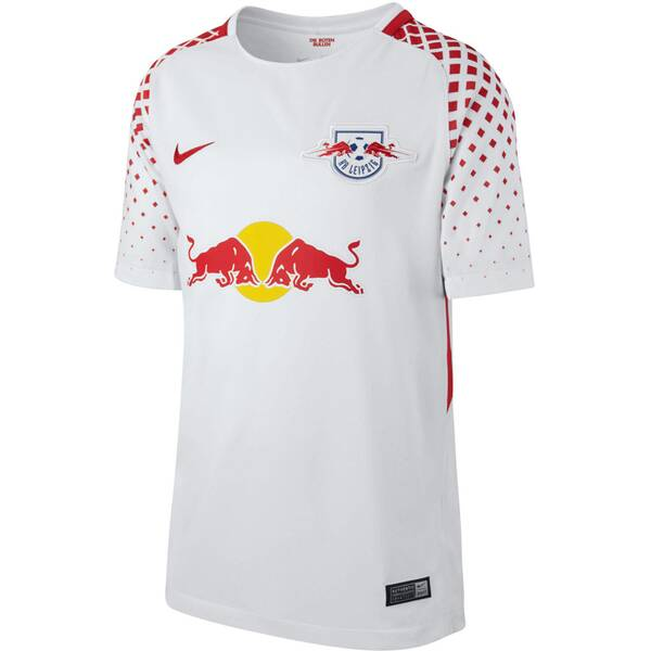 NIKE Kinder Fußballtrikot Red Bull Leipzig Stadium Home/Away Saison 2017/18