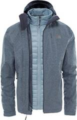 THE NORTH FACE Herren Doppeljacke / 3-in-1 Wanderjacke M Thermoball Triclimate Jacket