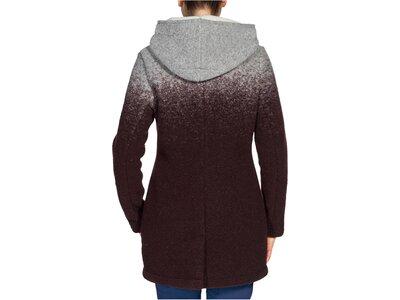VAUDE Damen Wintermantel Women's Västeras Coat II Rot