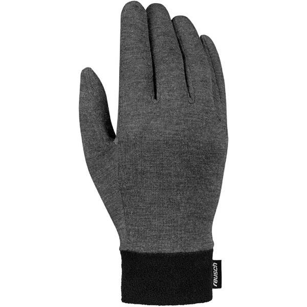 REUSCH Skihandschuhe / Multifunktionshandschuhe Silk Liner | Accessoires > Handschuhe | Dark - Granite | REUSCH