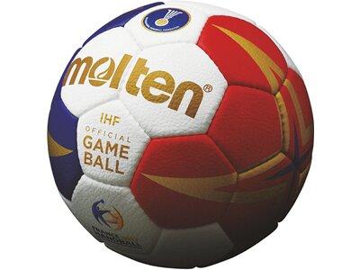 MOLTEN EUROPE Handball Größe 3 Blau