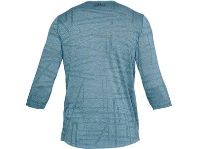 UNDERARMOUR Herren Fitnessshirt UA Utility 3/4-Arm Blau