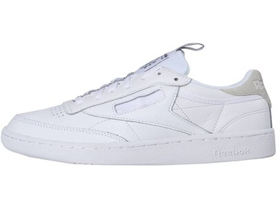 REEBOK Herren Sneakers Club C85 IT Weiß
