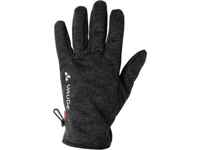 VAUDE Herren Handschuhe Rhonen Gloves III Schwarz