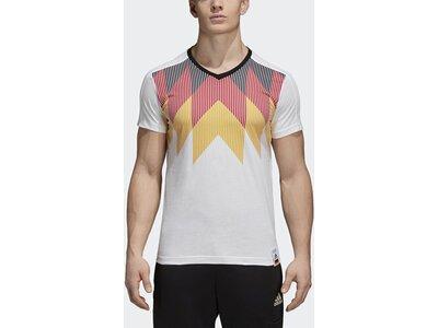 ADIDAS Herren T-Shirt DFB Weiß