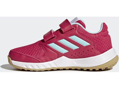 ADIDAS Kinder FortaGym Schuh Rot