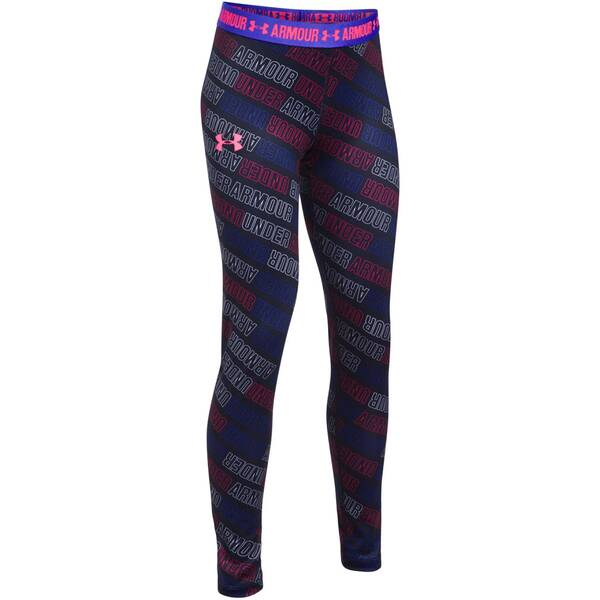 UNDER ARMOUR Girls Trainingstights Printed