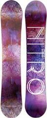 NITRO Damen Snowboard Mystique