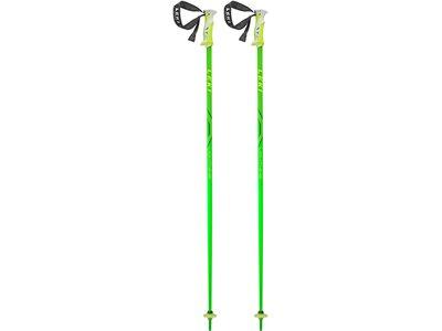 LEKI Skistöcke Lightning Grün