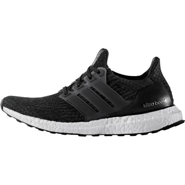 ADIDAS Damen Laufschuhe Ultra Boost Schwarz / Weiß