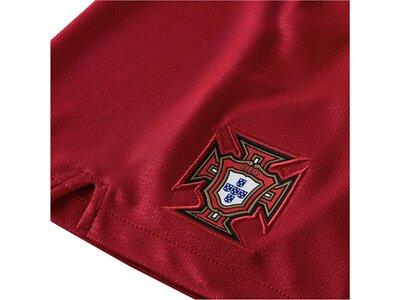 NIKE Jungen Fußballshorts Portugal Stadium Home WM 2018 Rot