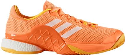 ADIDAS Herren Tennisschuhe Outdoor Barricade 2017 Boost