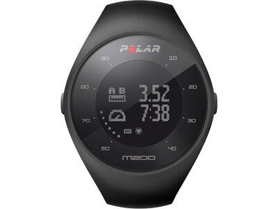 POLAR GPS Laufuhr M200 Schwarz