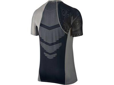 NIKE Herren Trainingsshirt / Funktionsshirt Pro Hypercool Grau