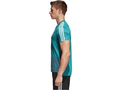 ADIDAS Replicas - T-Shirts - Nationalteams DFB Deutschland Trainingstrikot Blau