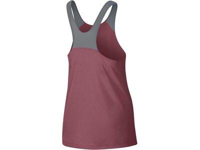NIKE Damen Trainingsshirt / Tank Top Breathe Tank Loose Braun