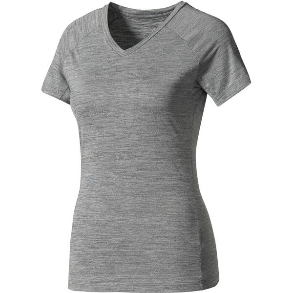 ADIDAS Damen Trainingsshirt Freelift Tee Kurzarm