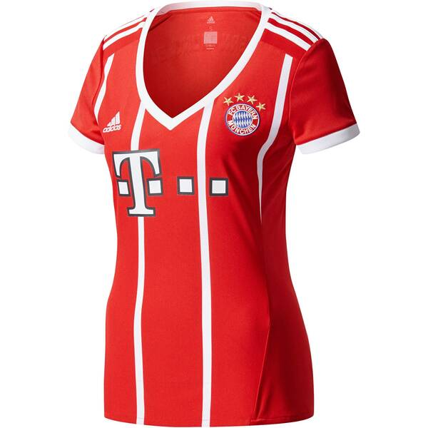 ADIDAS Damen Fußballtrikot FC Bayern München Home Jersey Saison 2017/18