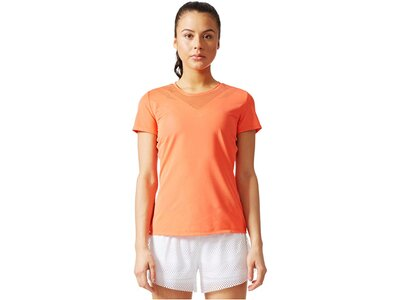 ADIDAS Damen Trainingsshirt Feminine Tee Pink