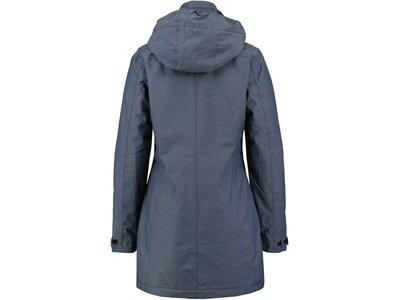 McKINLEY Damen Mantel Barrow Blau